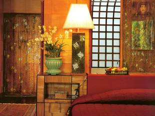 【Resort】Bamboo Furnishing