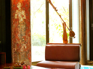 【Villa】Bamboo Decor