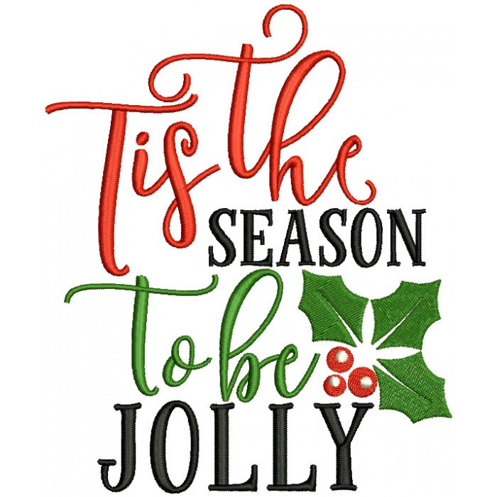 Tis-The-Season-To-Be-Jolly-Christmas-Filled-Machine-Embroidery-Design-Digitized-Pattern-700x700