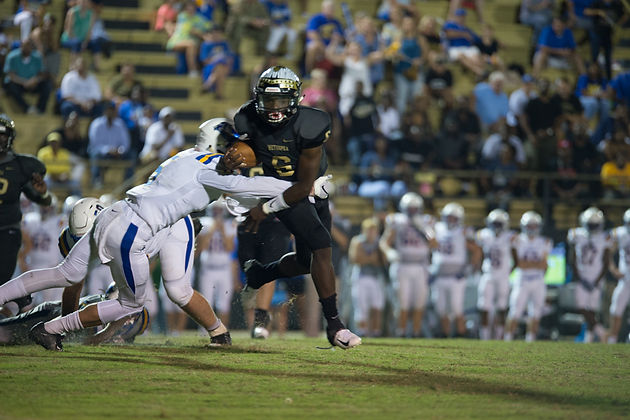 Wetumpka High School Continues Winning Ways At Home With 35 17