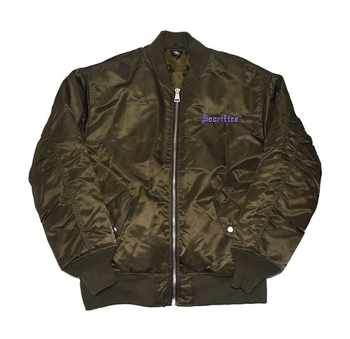LSR Sacrifice BOMBER MA-1 Jacket