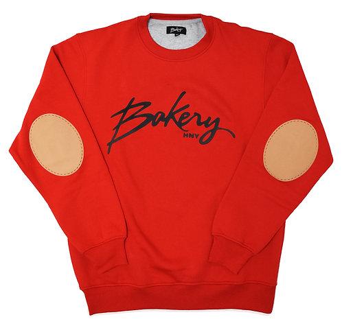BakeryHNY Script Crewneck Sweat