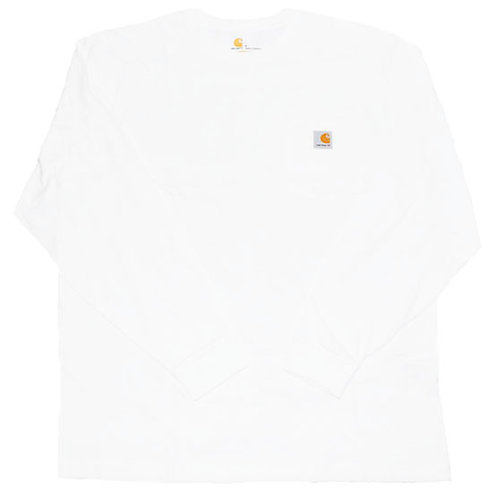Carhartt US Long Sleeve Pocket T-shirts