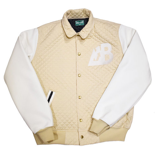 BUILD467 Higher Varsity Jacket