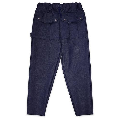 BUILD467 Retro-Fit Straight Denim Pants(Classic 80's)