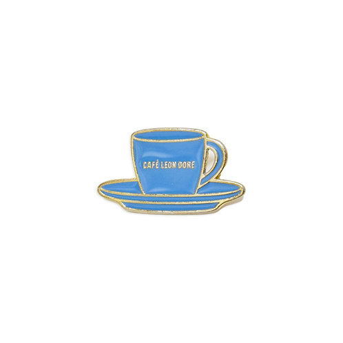 Aimé&Cafe Leon Dore Pin