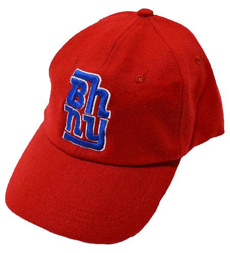 BakeryHNY BHNY Logo Suede Twill cap