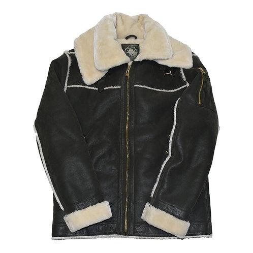JORDAN CRAIG SUEDE SHEARING Jacket