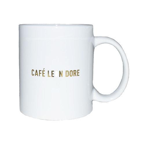 Cafe león dore Mug Cup