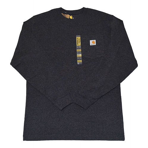 Carhartt US Long Sleeve Pocket T-shirts