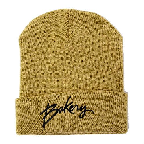 BakeryHNY Bakery Script Logo Beanie