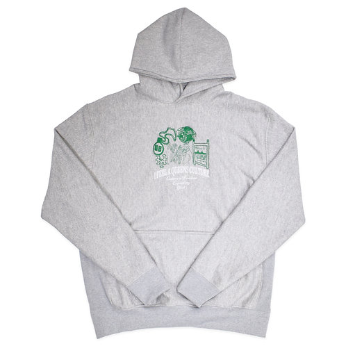 "BUILD467 ""I FEEL A Queens CULTURE"" Pull Over Hoody"