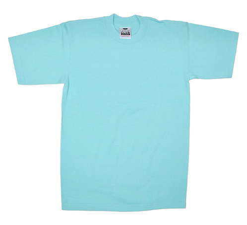PRO CLUB Crew Short Sleeve T-shirts(Heavy Weight)