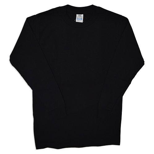 PRO CLUB Crew Long Sleeve T-shirts(Comfort)