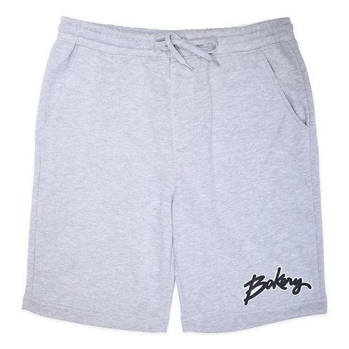 Bakery HNY Script logo Wappen Reflector Sweat shorts