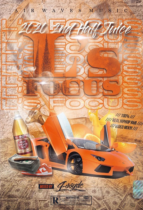 L's FOCUS 2020 2nd Half Juice