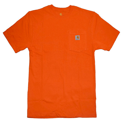 Carhartt US Short Sleeve Pocket T-shirts