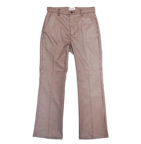 Favorite Things Fit into Retlo check Pants