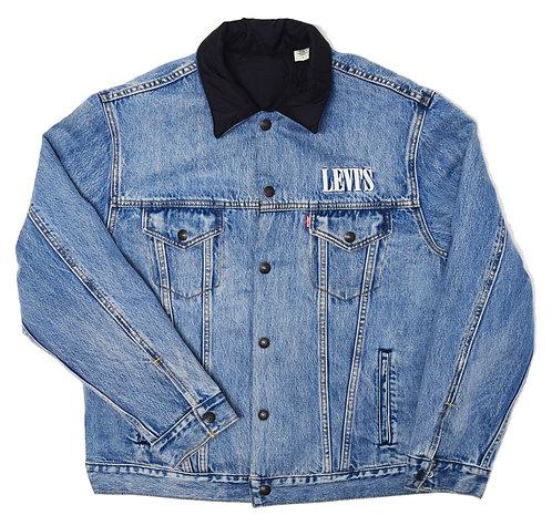 Levi's NYC Quilting liner Reversible Denim Jacket