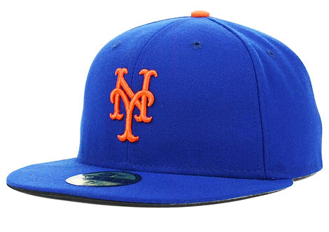 """NEW ERA """"New York Mets Fitted Cap""""(Authentic Sidepatch無し)"""