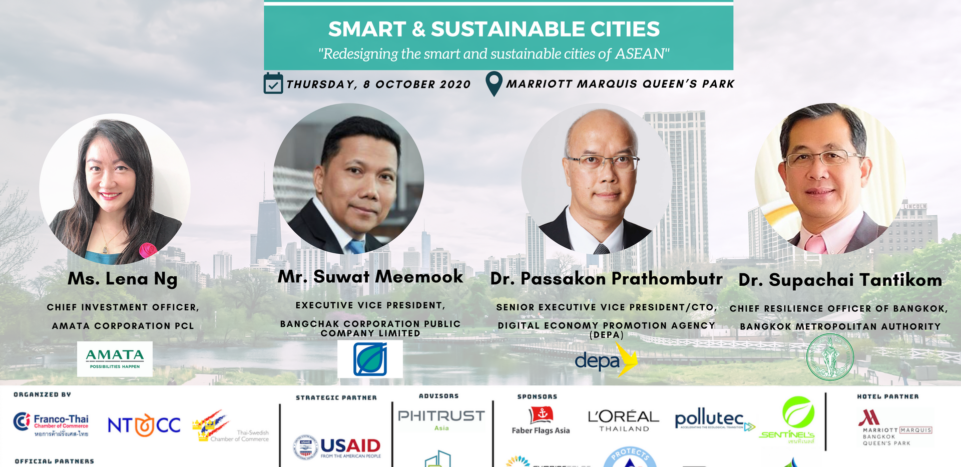 Redesigning cities in ASEAN