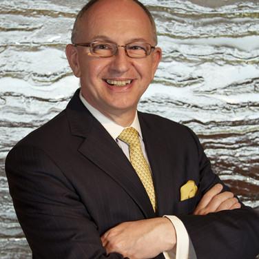 Herman J. Ehrlich, General Manager of Conrad Bangkok Hotel