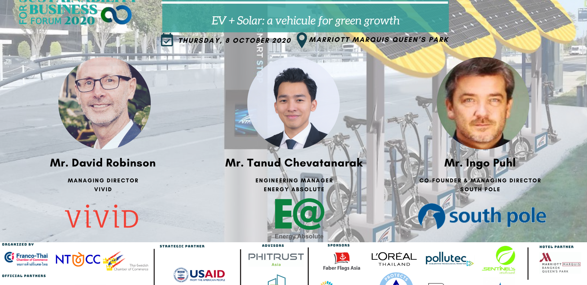 EV + Solar