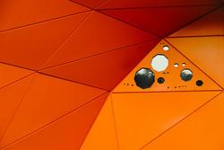 Abstr-Art Orange I