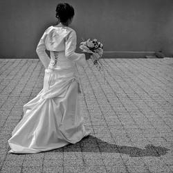 A Bride & her Shadow