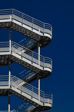 Blue Note Stairs