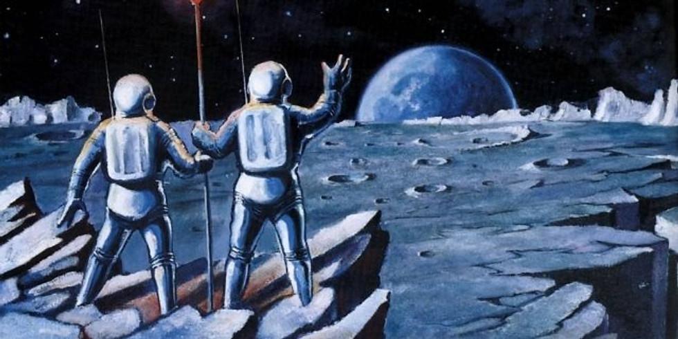 """It's Cosmos!"" Conversation Club ""Tell me"""
