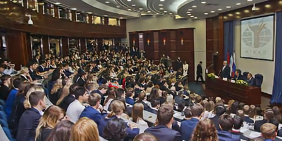 Russian Education Explained: MGIMO