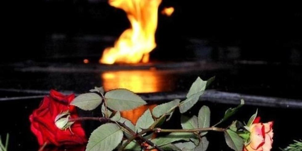"""""""Зажги свечу памяти"""""""