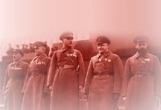 """""""Генералы против генералов"""""""