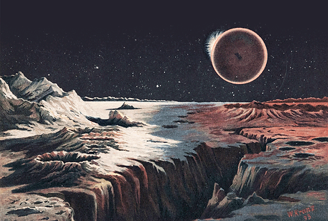 Sky Space Human