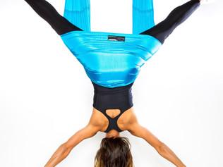 Introduksjonskurs i yogaslynge