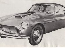Bristol 4O6 GT Zagato (196O)