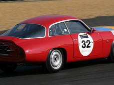 Alfa Romeo Giulietta Codatronca (1961)