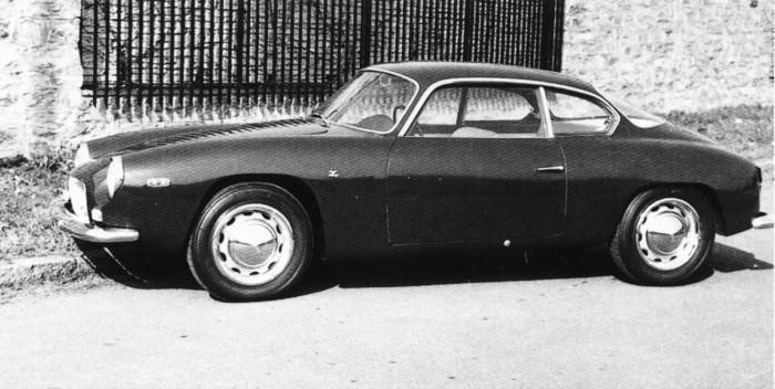 Lancia Appia Sport (1961)