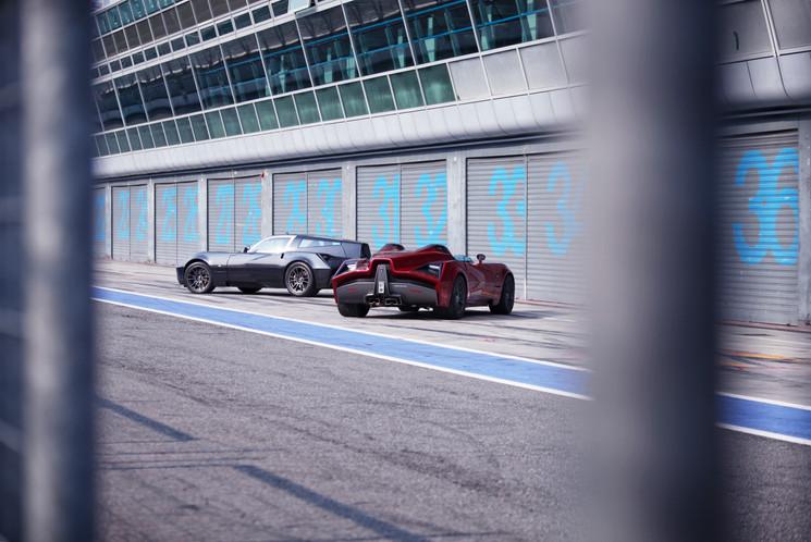 Monza autodromo  Picture By WAFT