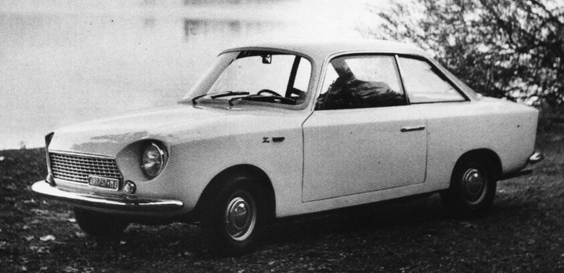 BMC Mini-Cat (1961)