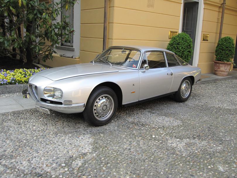 Alfa Romeo 26OO SZ (1965)