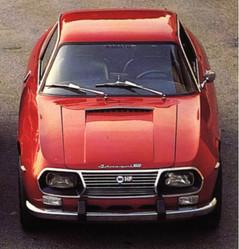 Lancia Fulvia Sport  (1965)