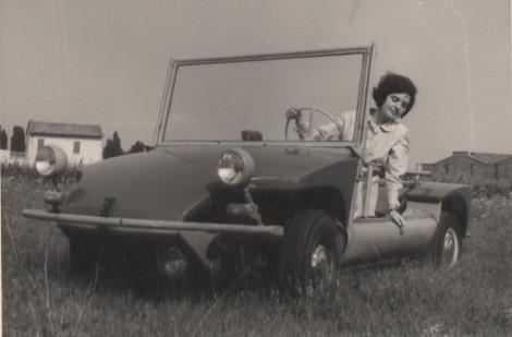 Bikini motorizzata Fiat 500 (1965)