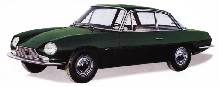 OSCA MV 17OO Berlinetta e Spider (1965)