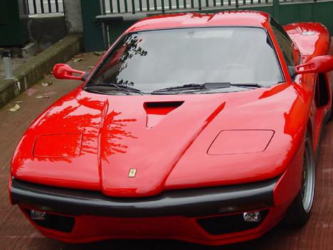 Ferrari FZ 93 Zagato (1993)