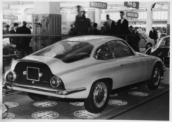 Alfa Romeo 26OO SZ prototipo DA SOST (1962)
