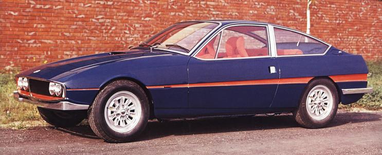 Volvo 142 GTZ (1969)