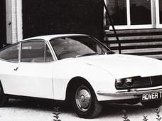 Rover 2OOO TCZ (1967)