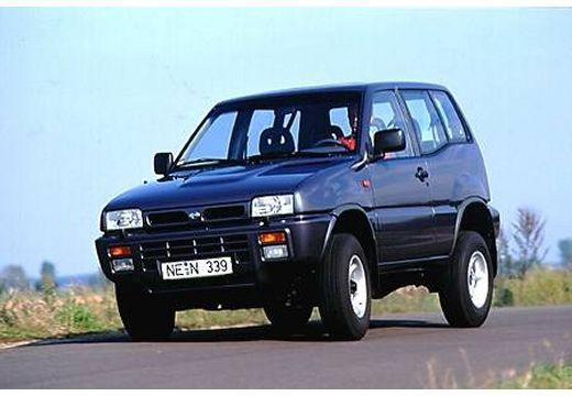 Nissan Terrano (1993)